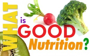 what_is_good_nutrition